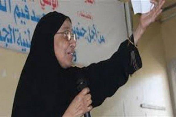 عجوز يمنية تدعي النبوة: أنا أولى المرسلات