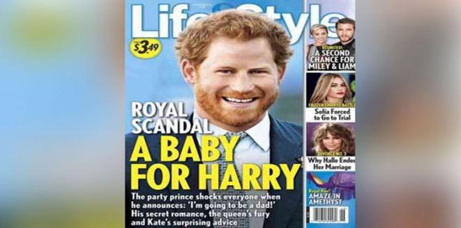 """أمريكية تدعي أنها حامل من الأمير """"هاري"""""""