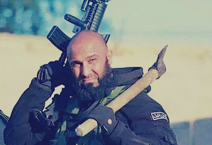 """بالصور: قصة """"رامبو العراقي"""".. قتل 1500 داعشي وقطعهم كالشاورما فأصبح نجمًا تليفزيونيًا"""