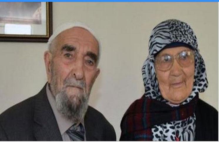 بعد 77 عاما من الحب… تزوجا في دار المسنين في تركيا