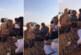 فيديو لسعودي يعلم سياح أجانب صنع القهوة العربية وزميله يستغل الموقف للتغزل بالسيدات