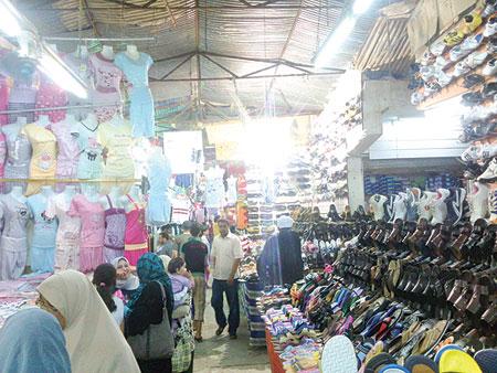 حكاية سوق «معتقل» بالصالحة