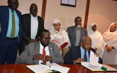 تمديد اتفاقية التعاون النفطي بين الخرطوم وجوبا