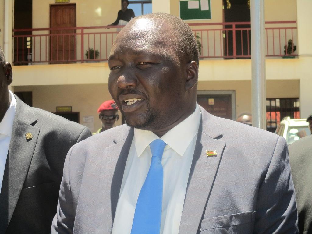 Mayor Kalisto Lado Faustino Juba City Council [Photo by Awan Achiek/Sudans Post]