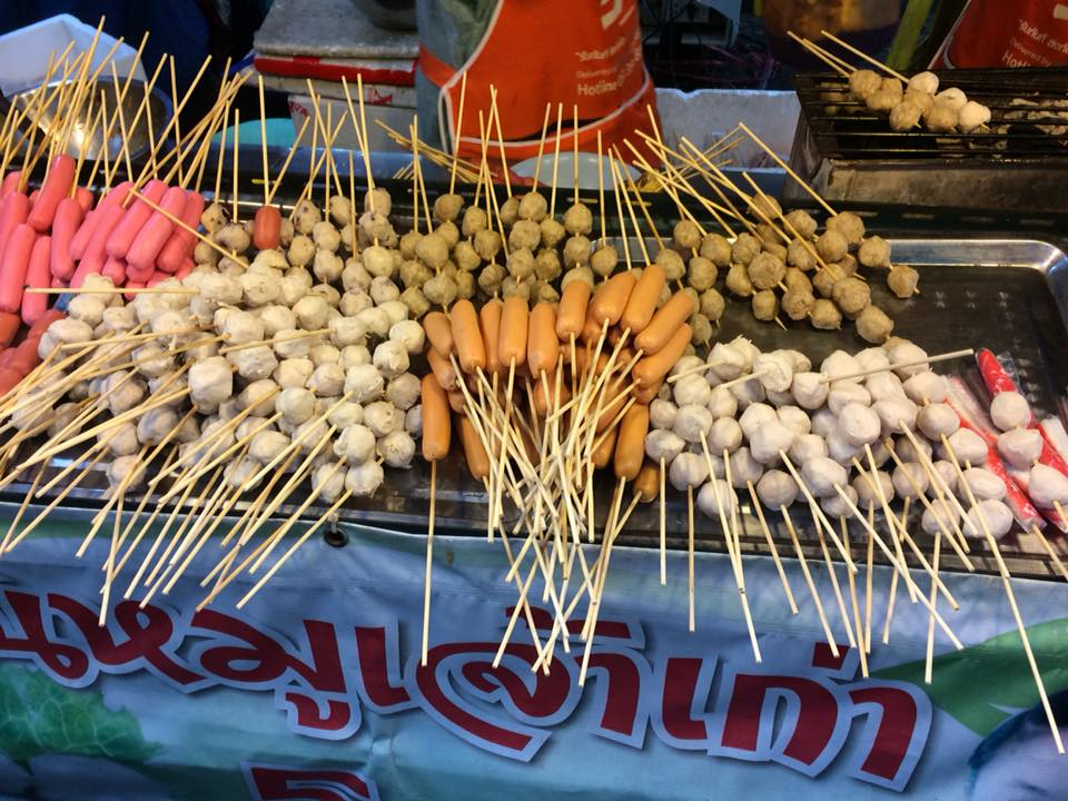 Streetfood in Thailand