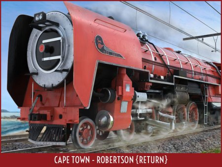 steam train cape town