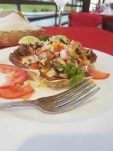 Seafood Ceviche Medley