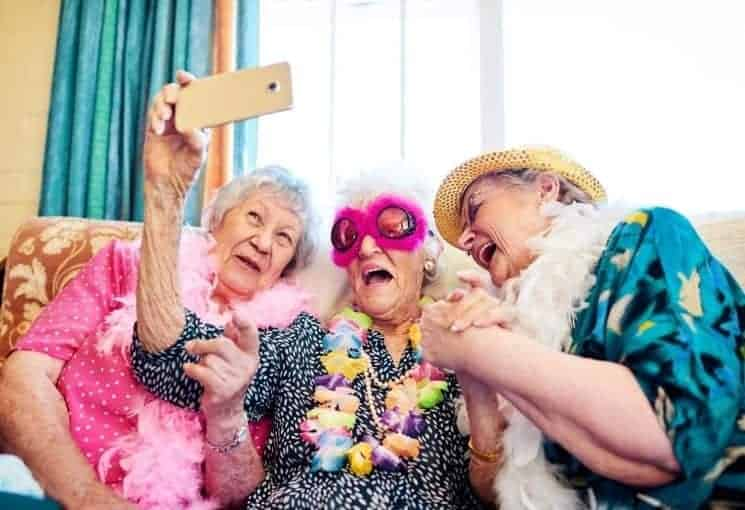 Elderly People Jokes