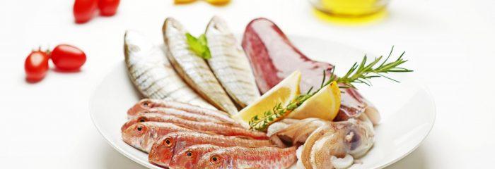 frittura mista di pesce