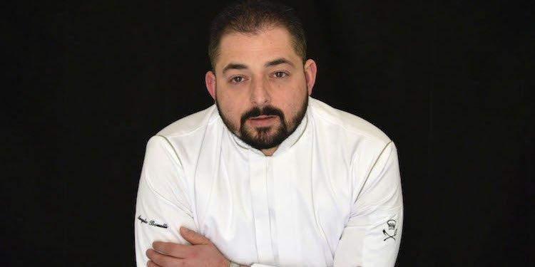 Angelo Borrelli, lo chef di Torre del Greco si racconta: i premi e il sogno della stella Michelin