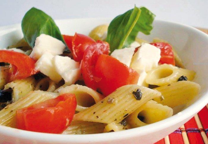 Pasta alla Mediterranea la ricetta