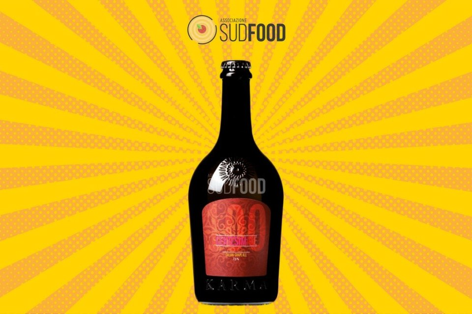 CentesimAle Italian Grape Ale – Birrificio Karma