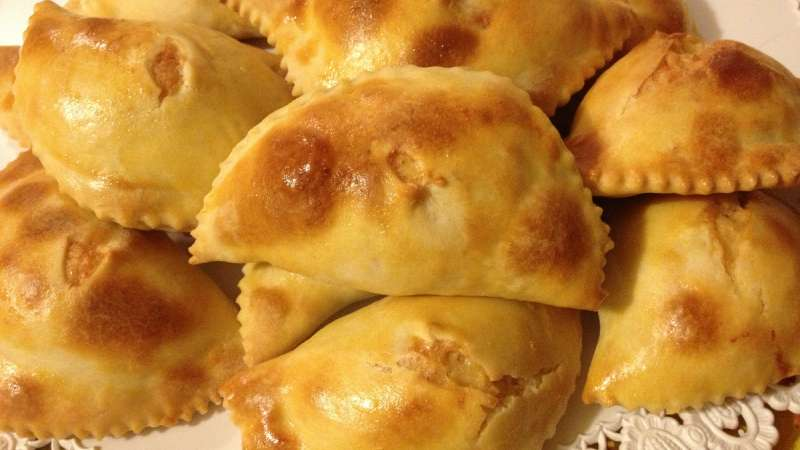 """I """"Fiadoni"""" o detti anche """"Casciatelli"""", deliziosi rustici abruzzesi. La ricetta"""
