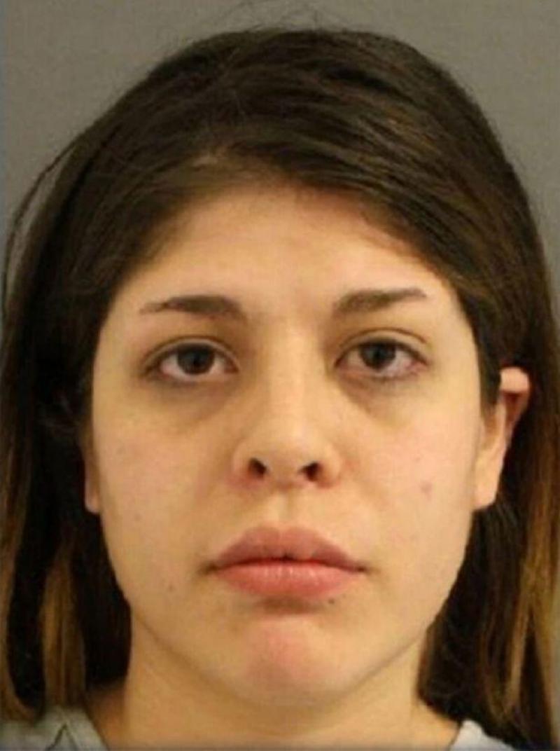 Stephanie Alvarado, 26 ans, venait de perdre son travail à cause de son addiction aux drogues.