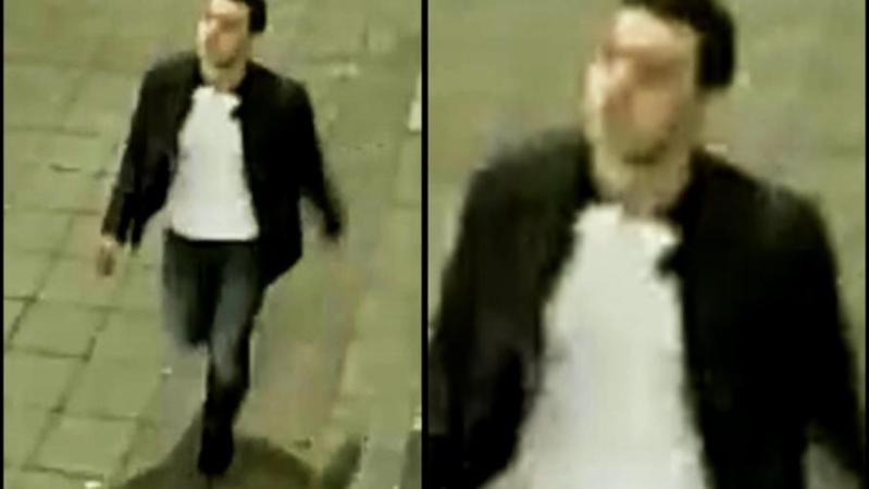 La police diffuse la vidéo d'un meurtre à Bruxelles