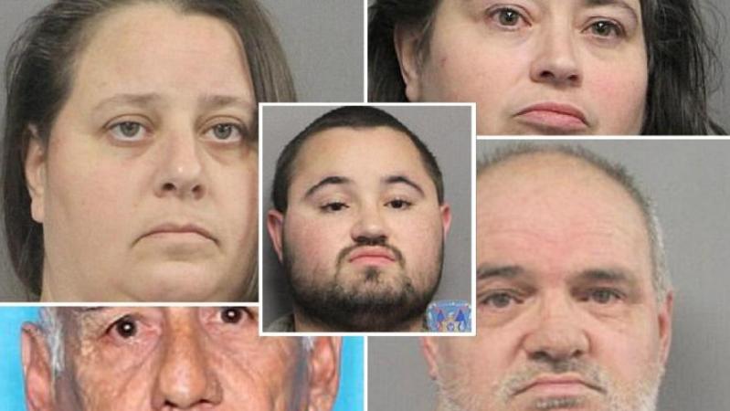 Violée, battue et laissée sans nourriture: cinq membres de la famille font subir un calvaire atroce à une petite fille de 4 ans