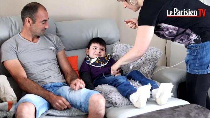 Nolan, 10 ans, était devenu lourdement handicapé après avoir mangé un steak haché de chez Lidl: le petit garçon vient de mourir