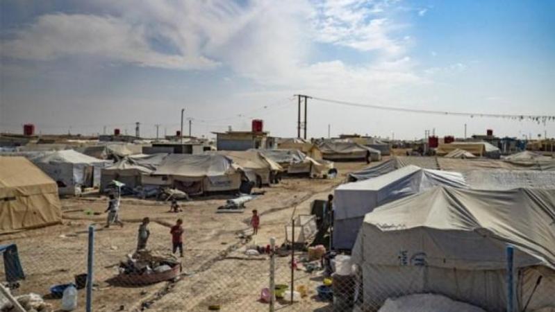 Une veuve d'un combattant de l'État islamique échappée d'un camp kurde en route pour la Belgique