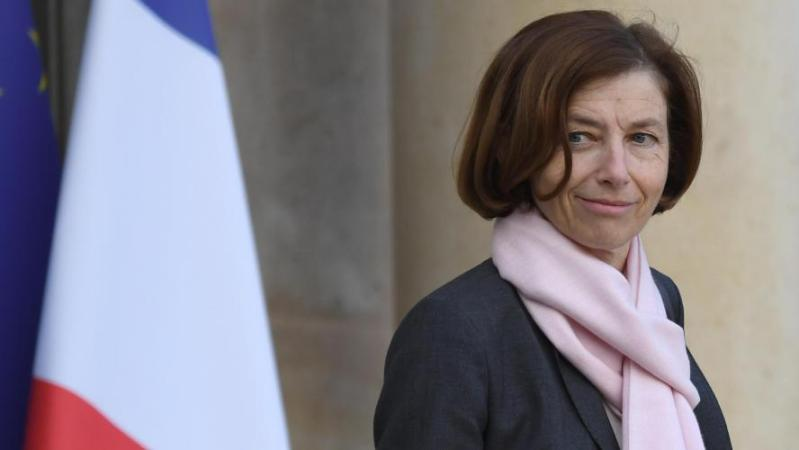 La ministre française des Armées Florence Parly.