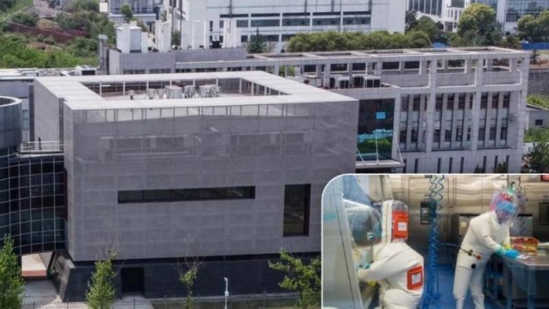 Laboratoire de Wuhan à l'intérieur et à l'extérieur (photo d'illustration)