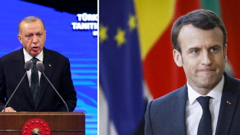 «Ne cherchez pas querelle à la Turquie»: la grosse mise en garde du président turc Recep Erdogan à Emmanuel Macron