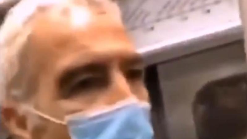 «Sale bât… de Domenech», «On t'emm…», «Domenech le raciste»: l'ancien sélectionneur de France Raymond Domenech agressé dans le métro (vidéo)