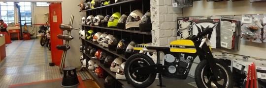 Un large choix de casques
