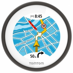 GPS TomTom Vio pour les scooters