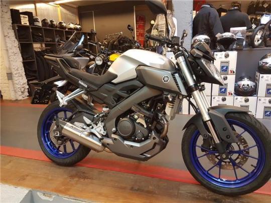 Yamaha MT-125 - 0