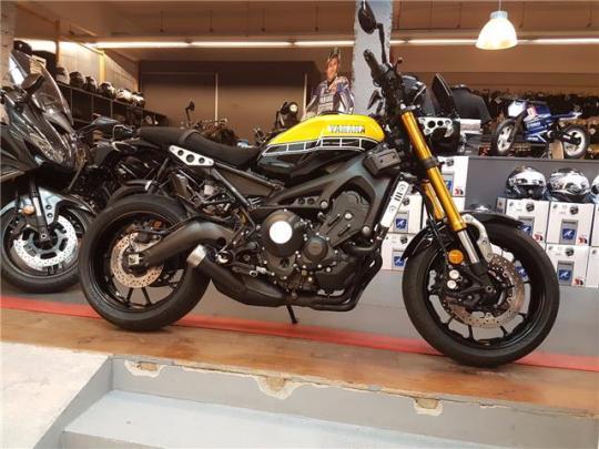 Yamaha XSR 900 60th anniversaire - 0