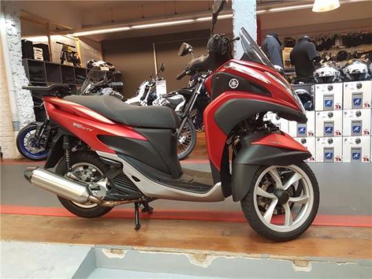 Yamaha TriCity ABS - 0