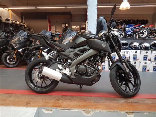 Yamaha MT-125 ABS - 0