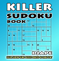 Killer Sudoku book, large print