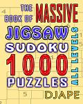 The Massive Jigsaw Sudoku book, 1000 puzzles