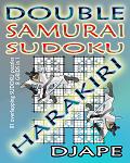 Double Samurai Sudoku Harakiri book