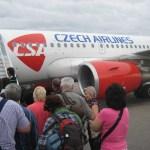 Enn bætist í hópinn á Keflavíkurflugvelli – Czech Airlines flýgur til Prag