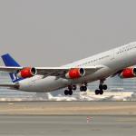 SAS ætlar í harða samkeppni við Icelandair og WOW – Boða flug frá Keflavík til Kaupmannahafnar