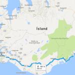 Lögregla kom manni til bjargar – Ætlaði að ganga frá FLE til Hafnar í Hornafirði