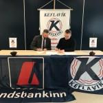"""Landsbankinn styrkir Keflavík – """"Hjálpa okkur að komast upp í deild þeirra bestu"""""""