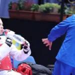 Eyþór endaði í 8. sæti á Evrópumeistaramótinu í taekwondo