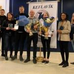 Eva Margrét og Kristmundur íþróttafólk Keflavíkur