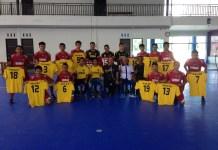 Tim Futsal PON Sumbar