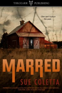 Marred hit the bestsellers list.