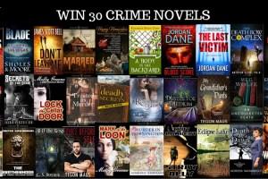 Win 30 Crime Novels