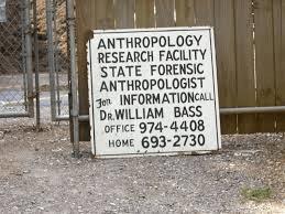 The Body Farm in TN