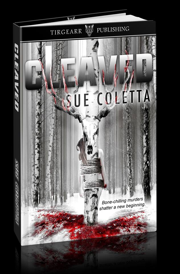 CLEAVED by Sue Coletta