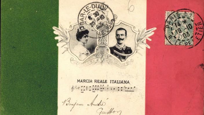 italien geheimsache konig politik