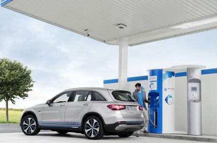 Die Brennstoffzelle soll Daimler's nächstes großes Ding werden