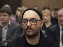 Russischer Regisseur muss gehen: Serebrennikow verliert Posten als Theaterchef