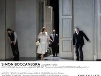 """""""Simon Boccanegra"""" am Opernhaus Zürich: Bürgerliches Opernmuseum"""